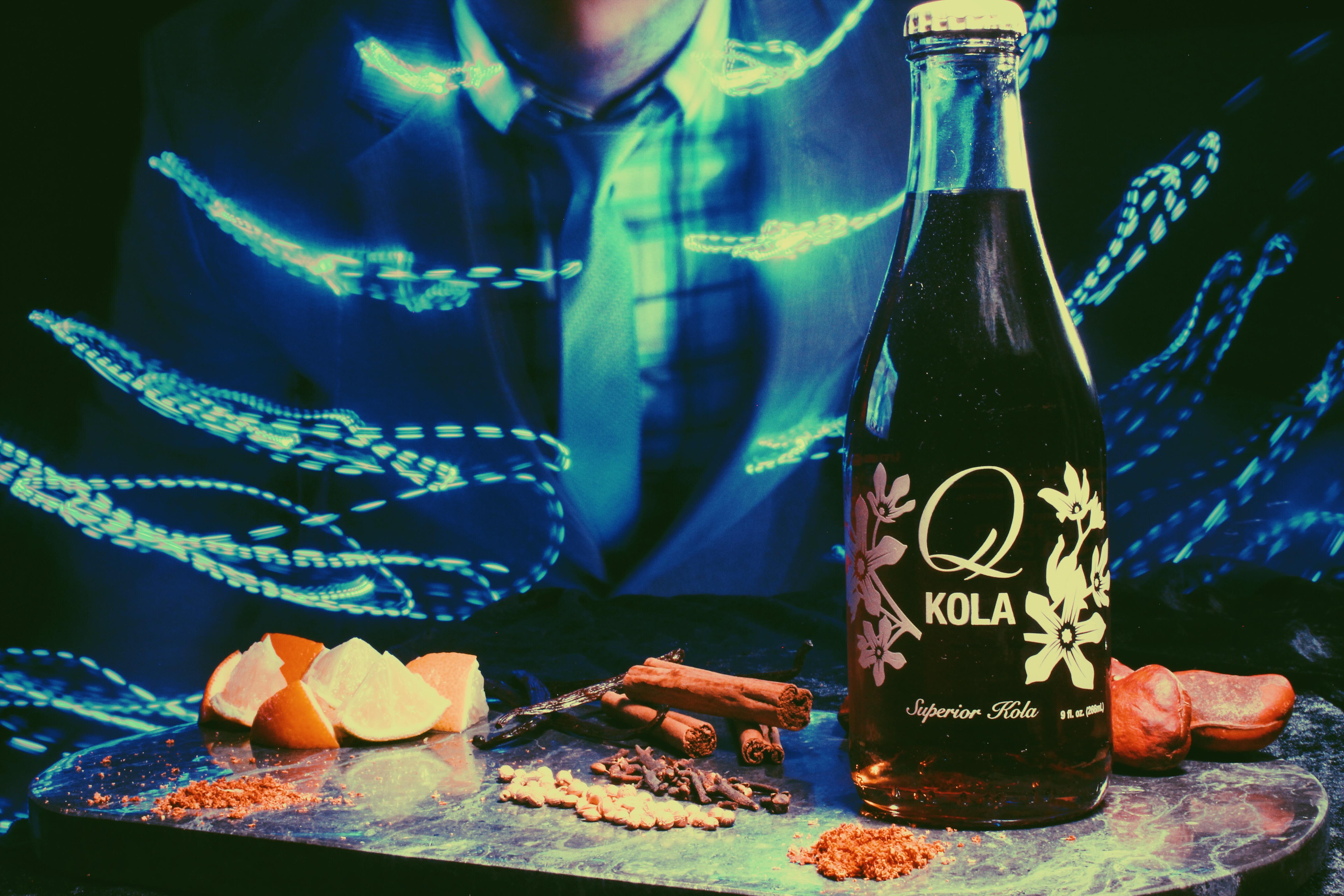 Q Drinks: Kola | Five Star Soda