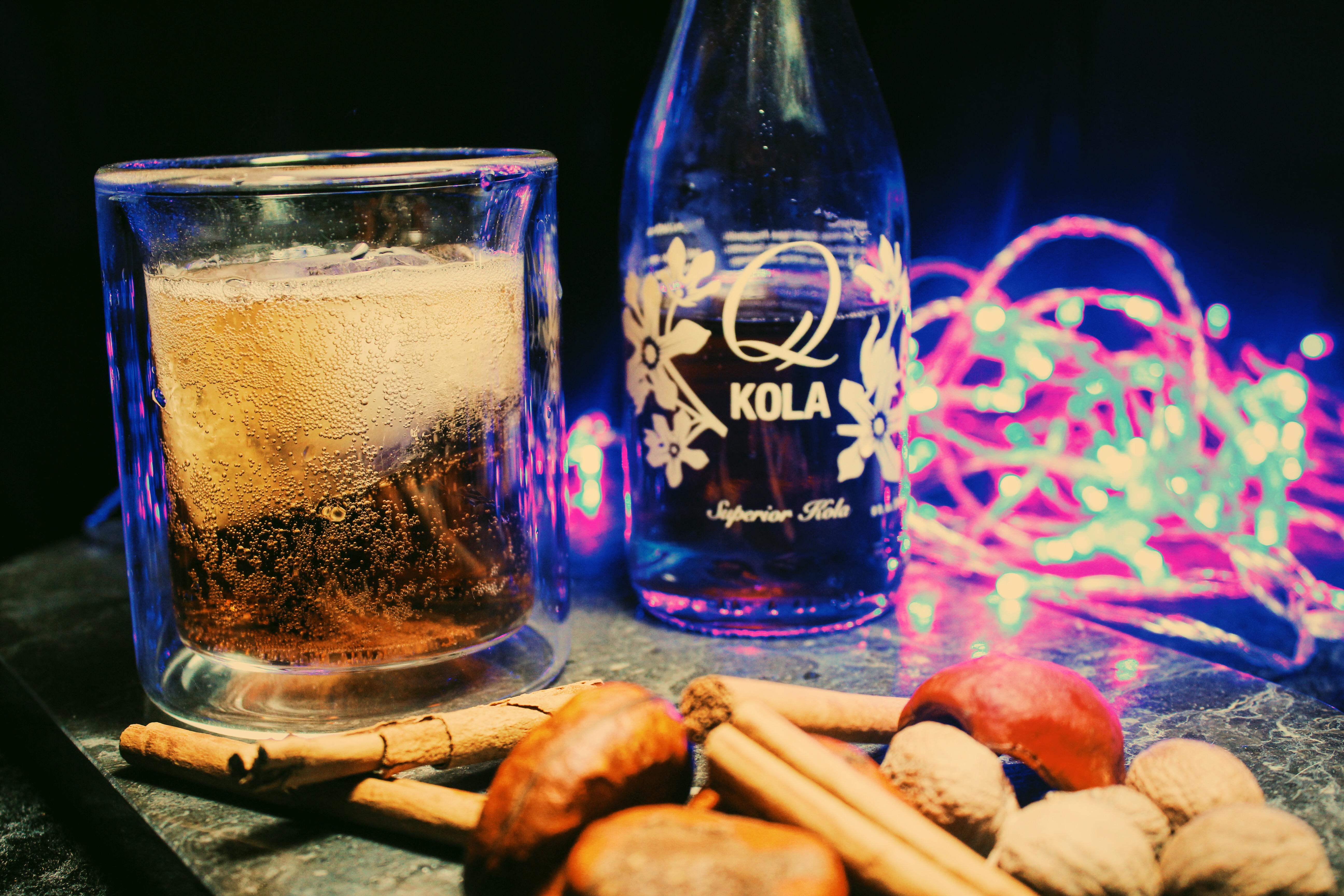Q Drinks: Kola   Five Star Soda