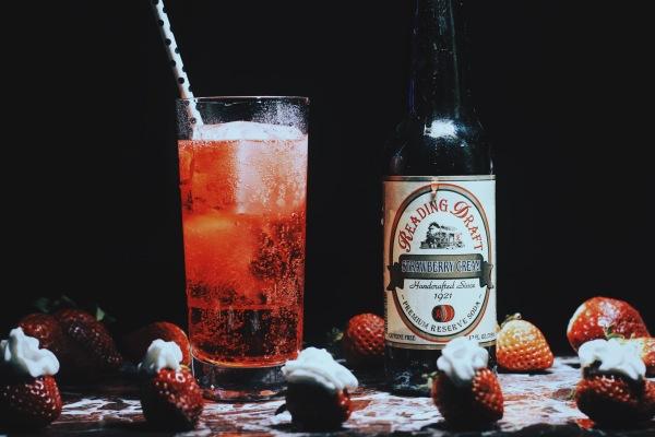 Reading Draft Strawberry Cream Soda 2