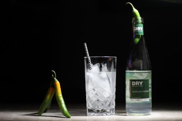 Dry Sparkling Serrano Pepper 2