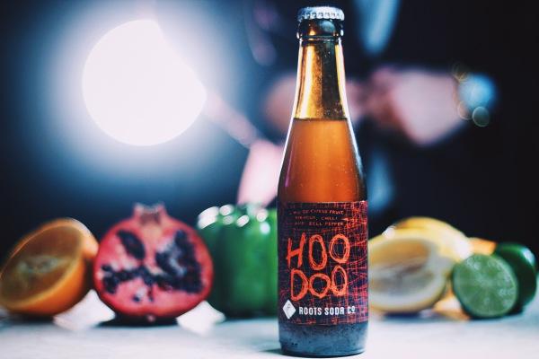 Roots Soda Co. Hoodoo 1