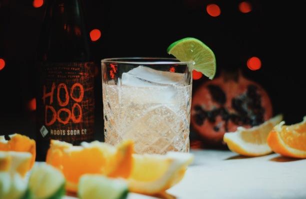Roots Soda Co. Hoodoo 2