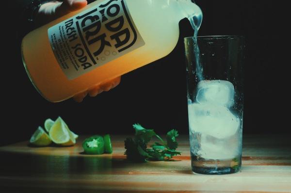 Soda Jerk Soda Cilantro Jalapeno Lime 2