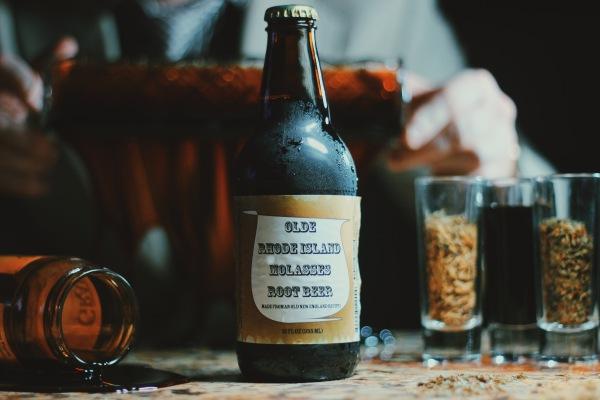 Olde Rhode Island Molasses Root Beer 1